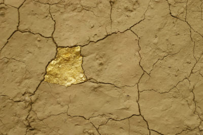 Obra Fragmented Earth realizada por Johannes Wiener
